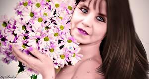 My flowers (updated version) by duzetdaram