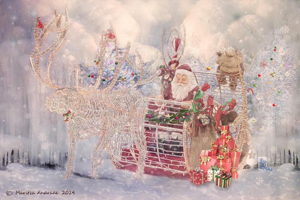 Holidays Seasons   (Comission)