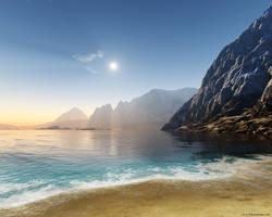 Die Bucht by magann