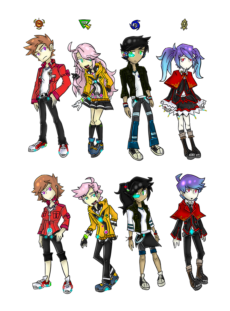 D Artiste Character Design Download : Some character designs by jjpros on deviantart