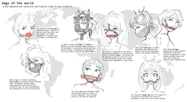 Gag gallery VIII: Gags of the world