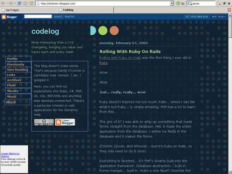 Codelog