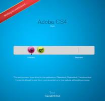 Adobe CS4 by idock