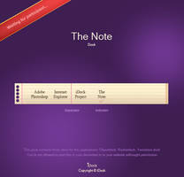 The Note by idock