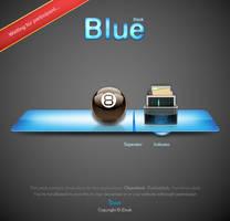 Blue by idock