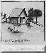Pencil Art 7 by Mughalkamran