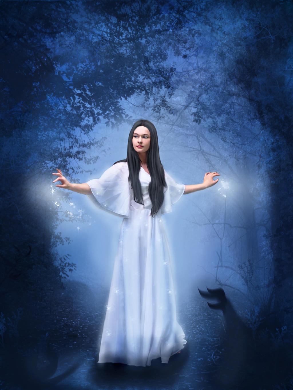 White Lady By Grauherz On Deviantart