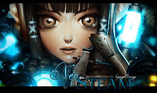 neo steam by ByAngelDesings