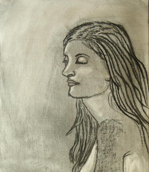 Two-pass Portrait by gymfuzz