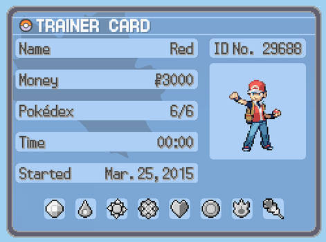 Polarfreeze: Trainer Card