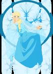Mucha's Elsa