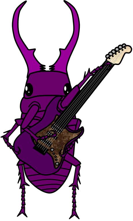 Beetlefriend by Demonlemon