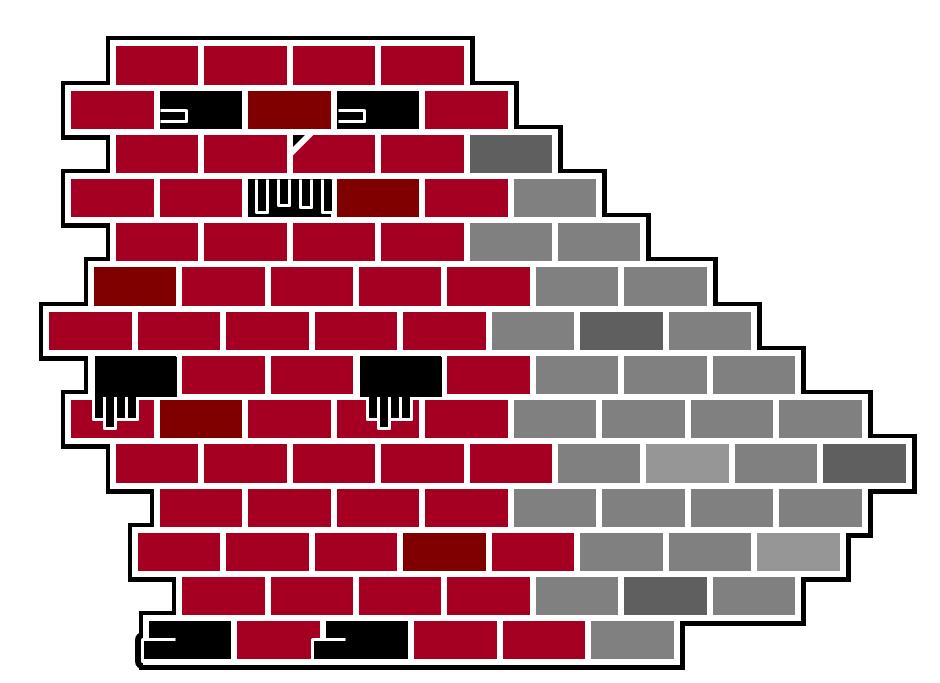 Rick the brick