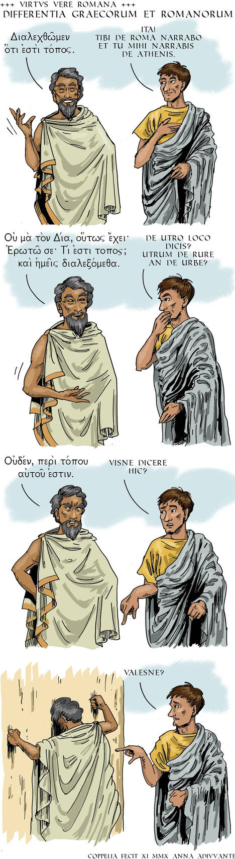 VVR Graeci et Romani by Xzaren
