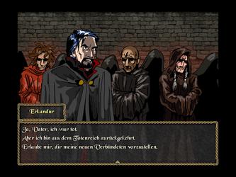 The Dark Prince is Back Again by Xzaren