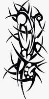 Tribal tattoo 4