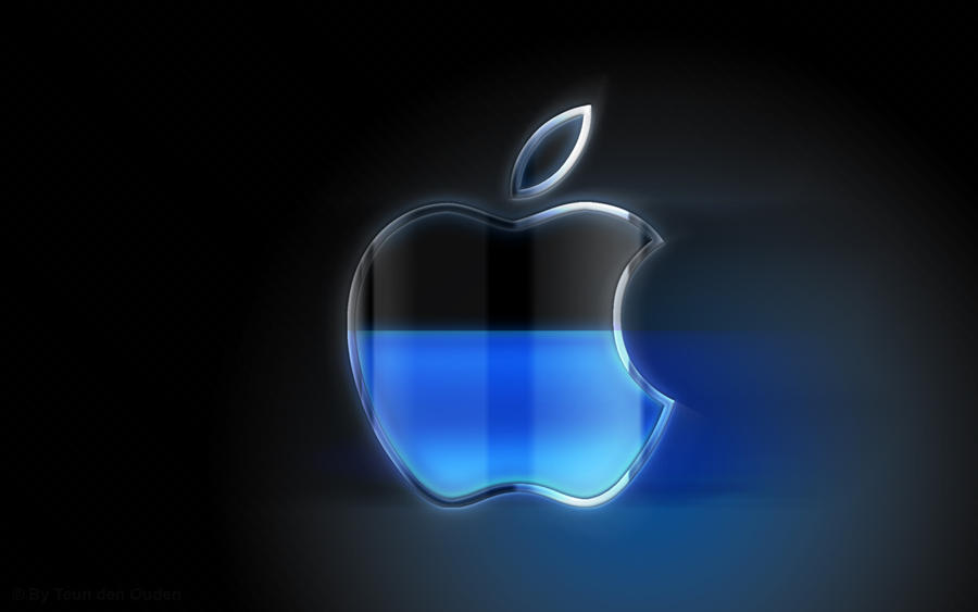 wallpaper pictures apple. Apple Wallpaper Black by