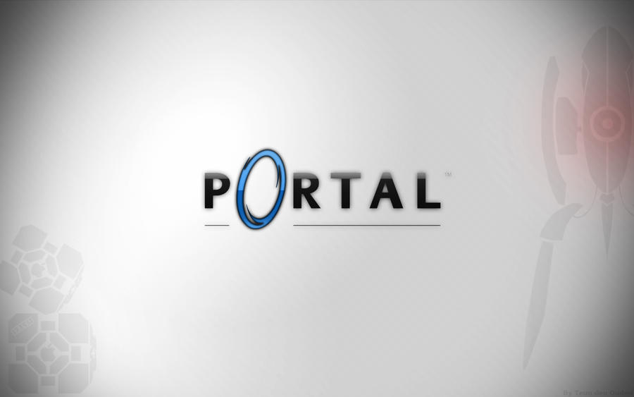 portal wallpaper 2. portal wallpaper 2.
