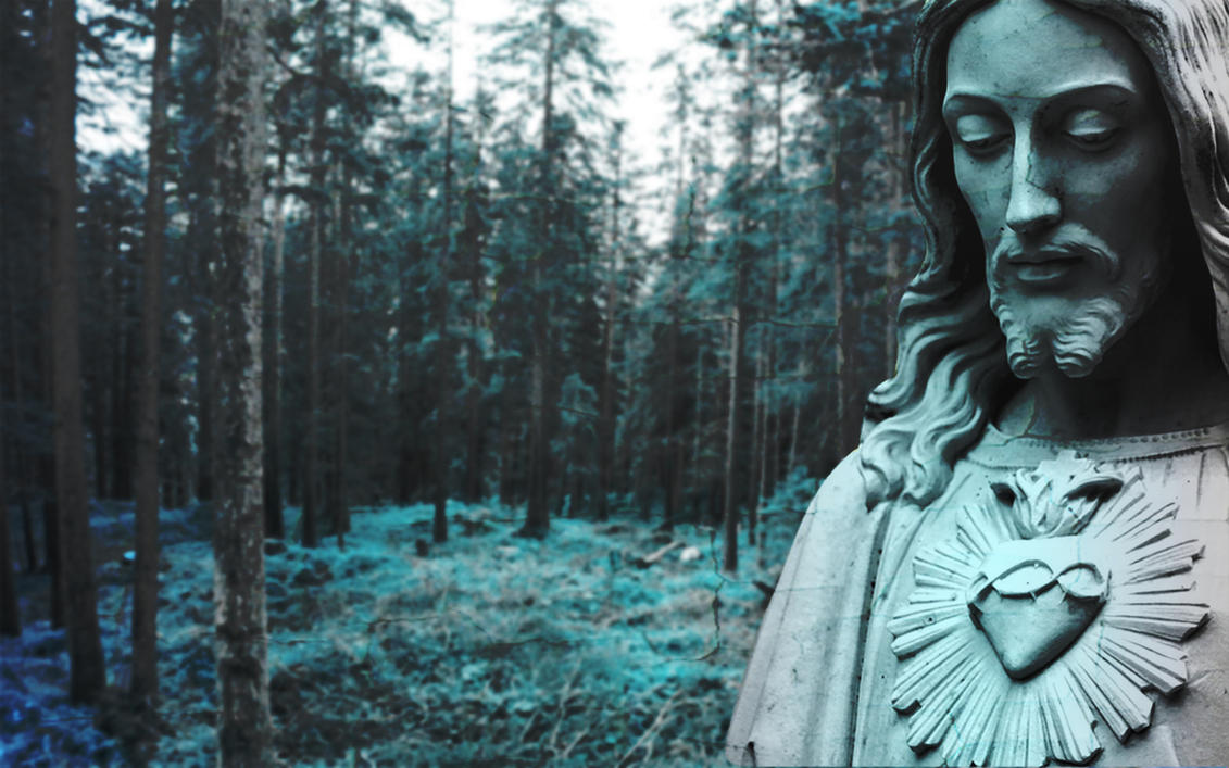 Jesus by teundenouden