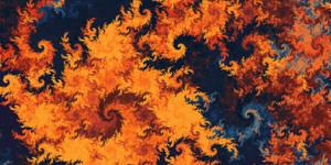 Twin dragon fractal