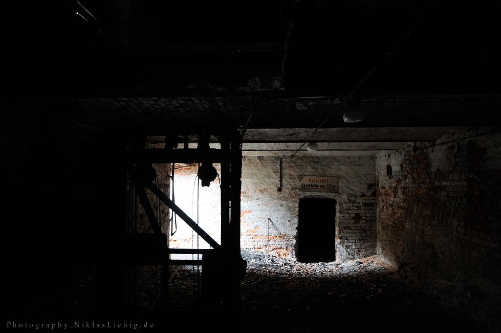 Old Storehouse by NiklasLiebig