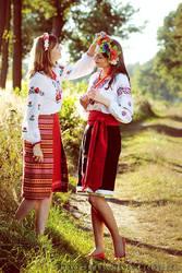 Ukrainian sun by NiklasLiebig