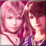 Noel and Serah Icon 1 by Nathalie3264