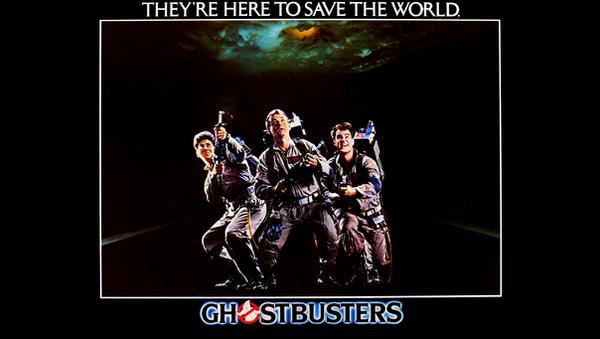 Ghostbusters Wallpaper by RPG8305