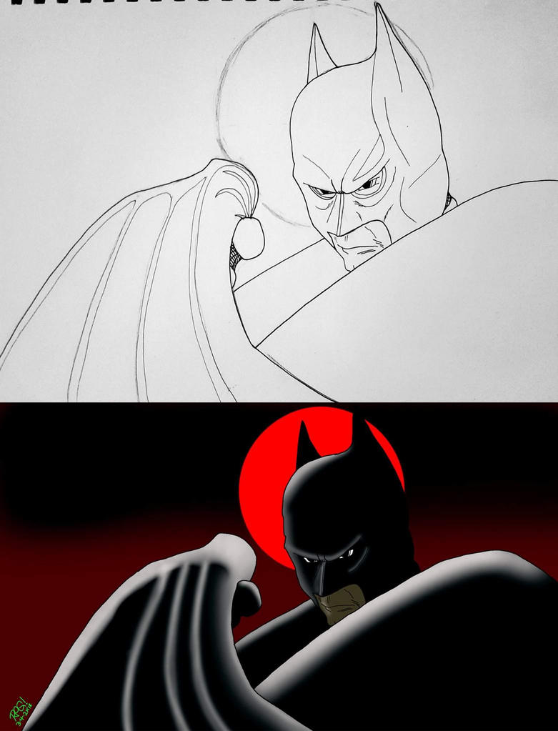 The Dark Knight: The Animated Series by RPG8305