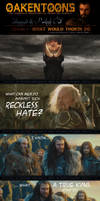 Oakentoon #3: What would Thorin do?