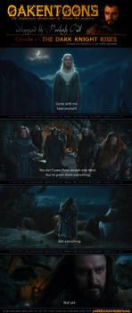 Oakentoon #1: The Dark Knight Rises