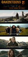 Oakentoon #10: They're taking the hobbit