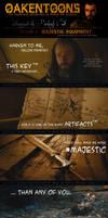Oakentoon #11: Majestic equipment