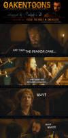 Oakentoon #14: How to kili a dragon