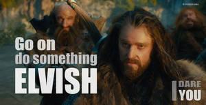 Oakenstill #5: Do something Elvish - pt.1