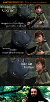 Oakencrossover #1: How to train your dragon - pt.1