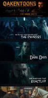 Oakentoon #33: The Dark Days