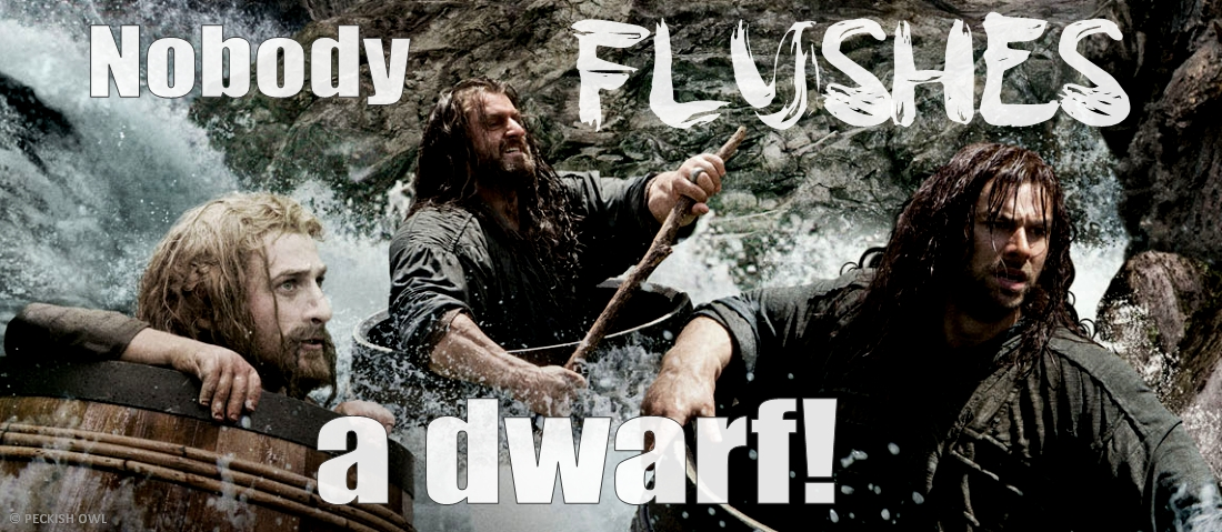 Oakenstill #21: 99th thing you can't do to a dwarf