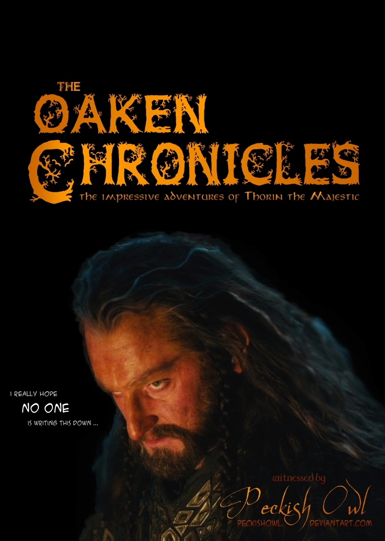 The OakenChronicles by PeckishOwl