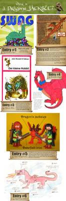 The Dragon's Jacksie Contest