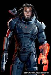 Oakencrossover #53: Mass Effect