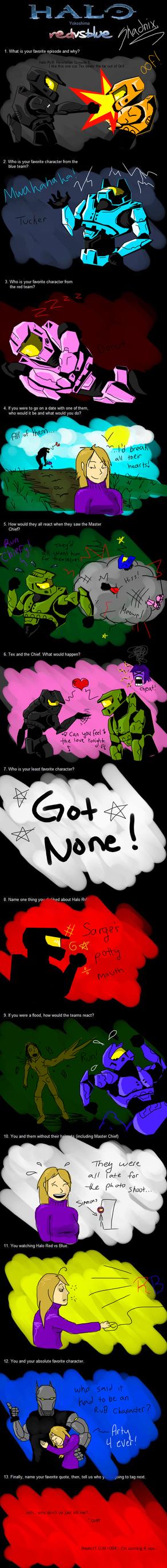 Halo RvB Meme by Shadnix