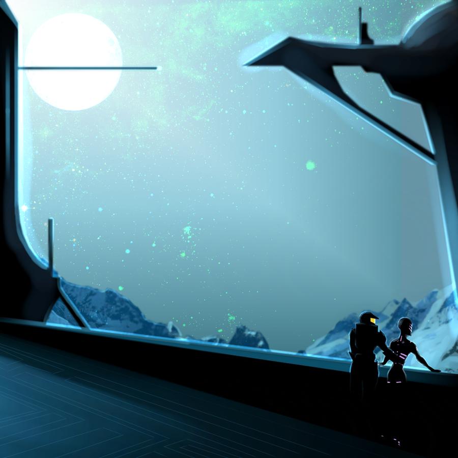 H:LF Star Gazing by Shadnix