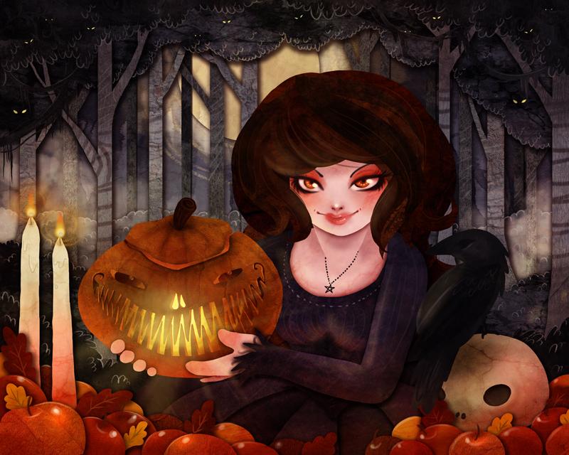 Samhain by sushikitten
