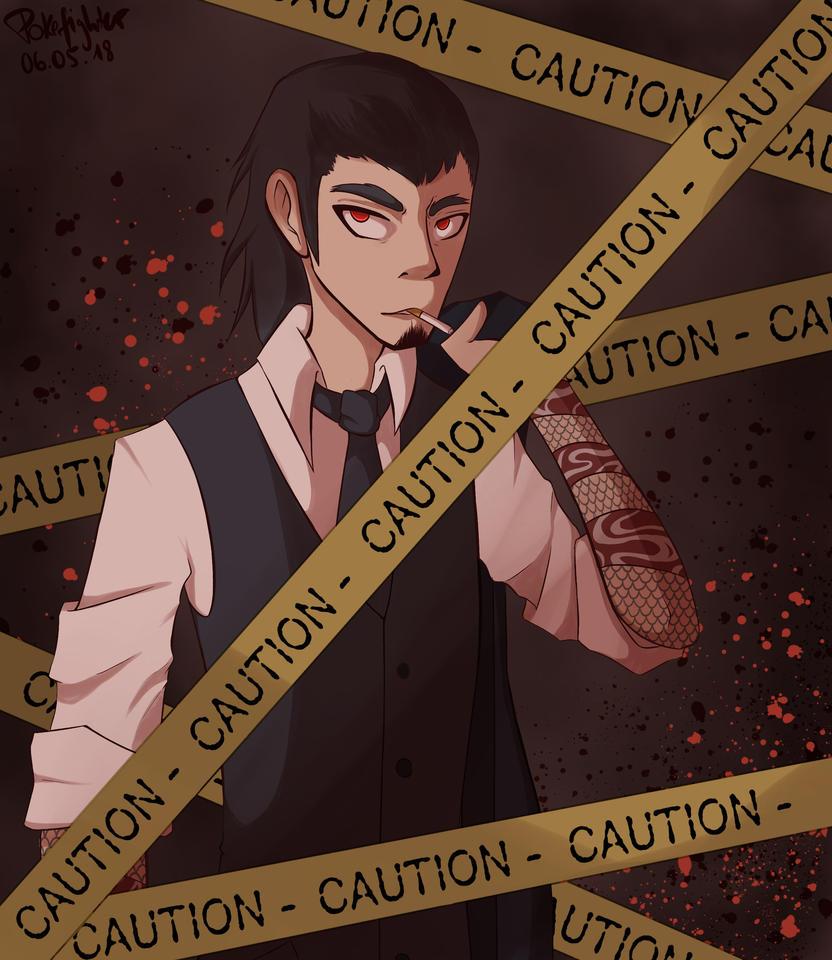 The Yakuza by pokefighterlp