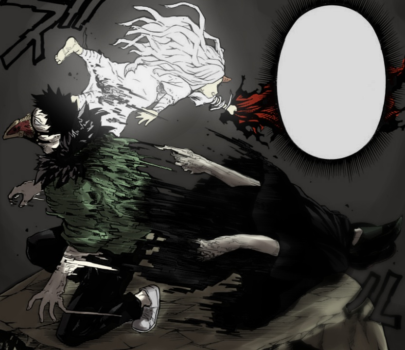 Boku no Hero Academia: Chapter 156 by pokefighterlp