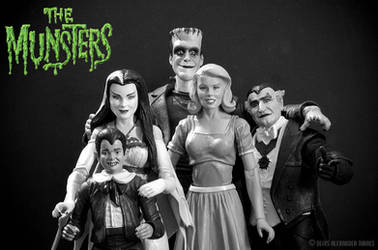 We are Family - The Munsters