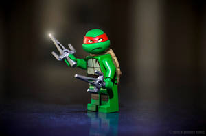 Raph Out of the Shadows - TMNT