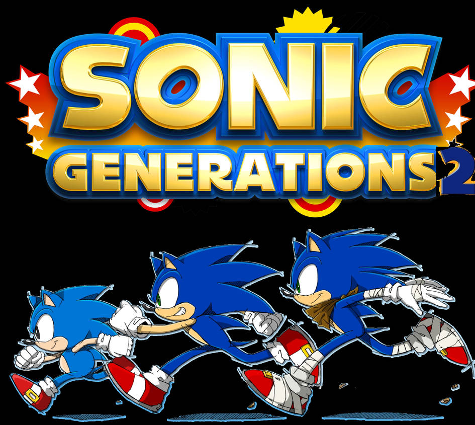 Sonic Generations 2 by Gameguy007 on DeviantArt