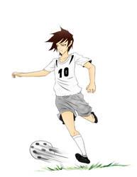 foot ball by ehteshamhaider